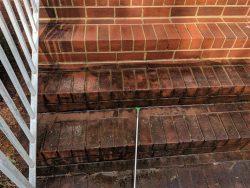 brick work before